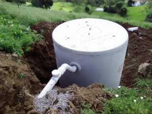 Septic tank by a Plumber sunshine coast