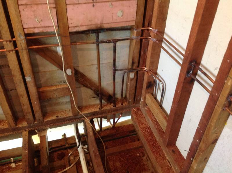 Plumbing Renovations