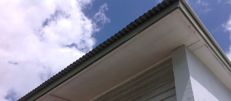 New Guttering and Fascia
