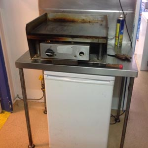 Gas fitters Fish and Chip Shop