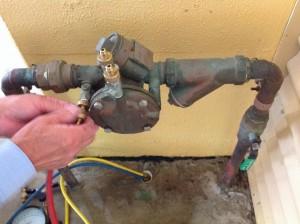 backflow presention plumber