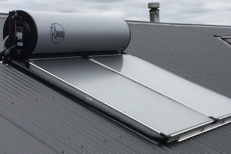rheem solar hot water system 2021