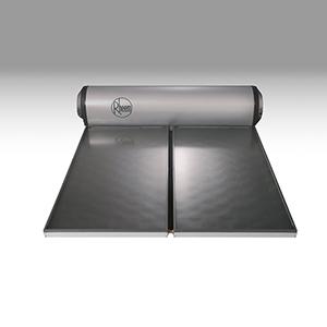 rheem solar on roof