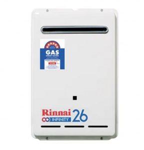 rinnai 26b instantaneous hot water unit