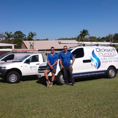 Plumber and Gas Fitter Team about us